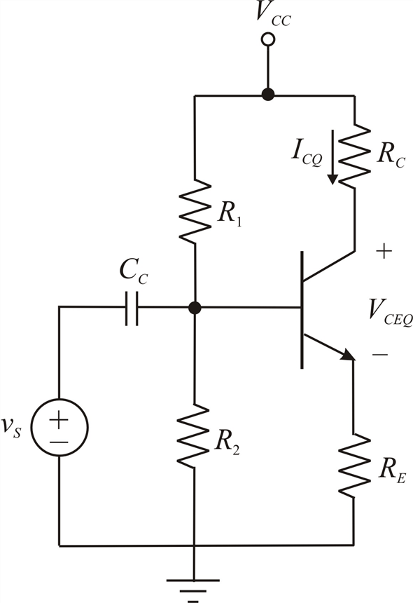 Solved: Consider a common-emitter circuit with the
