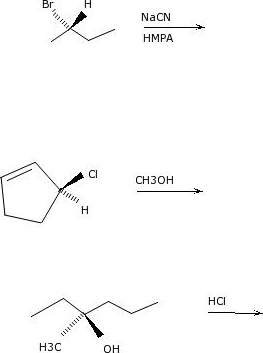 Solved: Draw The Structure Of The Major Organic Product(s
