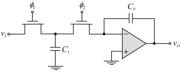 Solved: The circuit in Figure P15.23 is a switched