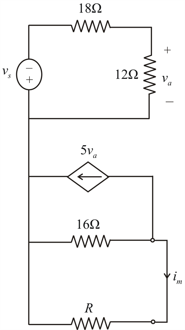 Solved: The input to the circuit shown in Figure P 3.6-29