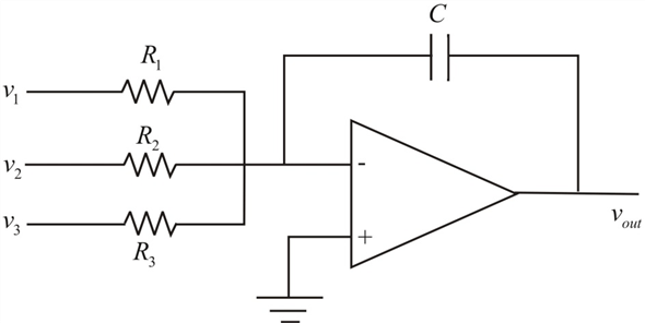 Solved: Show how you would use a single op amp to