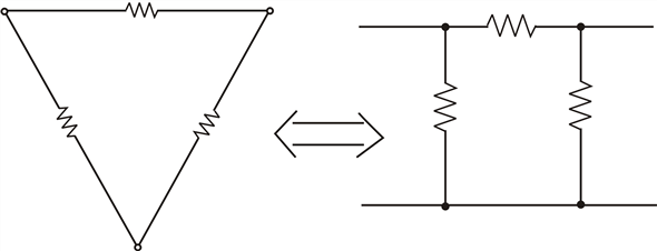 """Solved: A """"delta"""" circuit configuration is the same as a:a"""