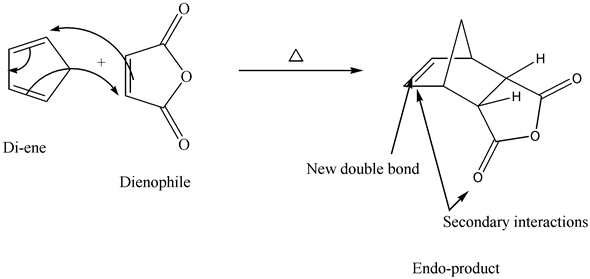 Solved: Predict the products of the following Diels–Alder