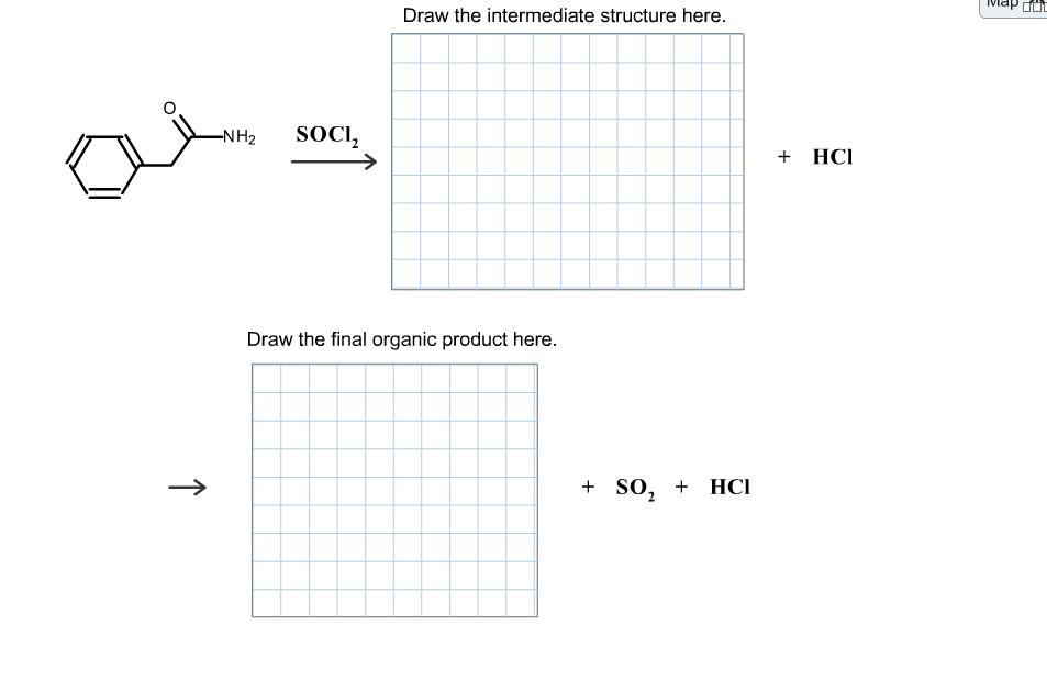 Solved: Draw The Intermediate Structure Here. Draw The Fin