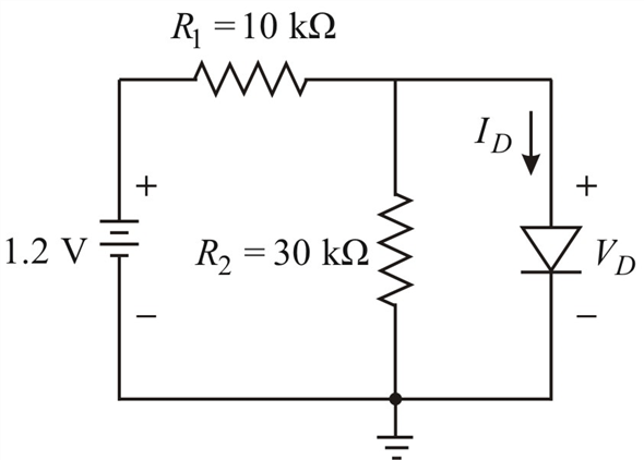 Solved: (a) Consider the circuit shown in Figure P1.40