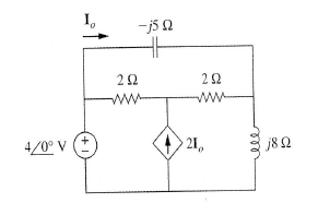 Solved: Apply nodal analysis to the circuit in Fig.10.60