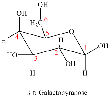 Solved: Draw the structure of a disaccharide formed from