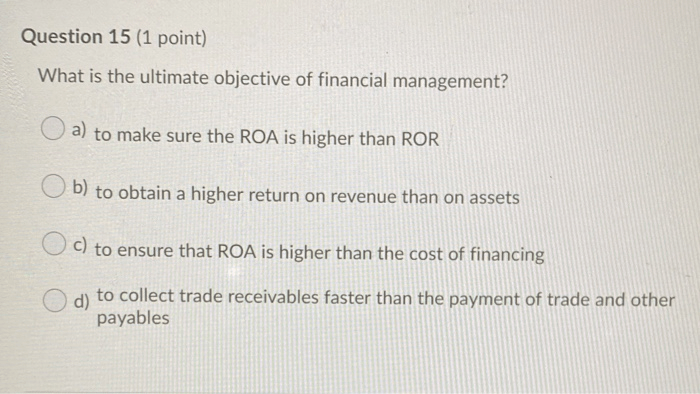 Solved: Question 1 (1 Point) What Type Of Decision Is The