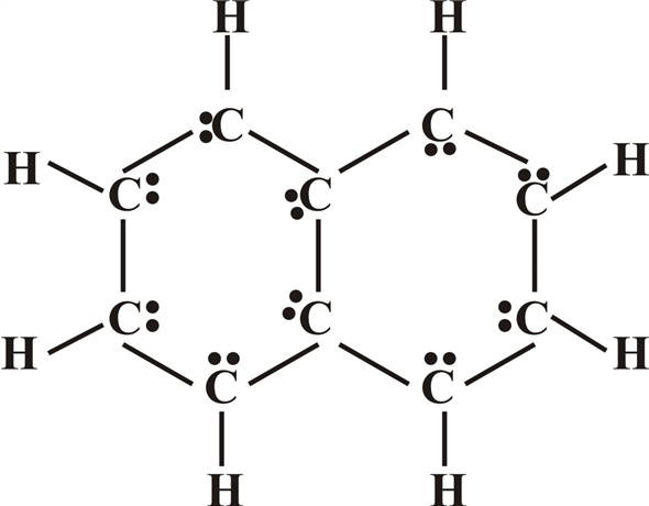Solved: Mothballs are composed of naphthalene, C10H8, a