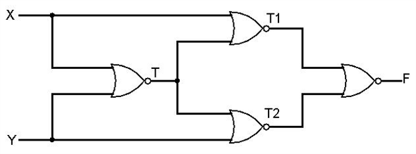 Solved: By using manual methods, verify that the circuit