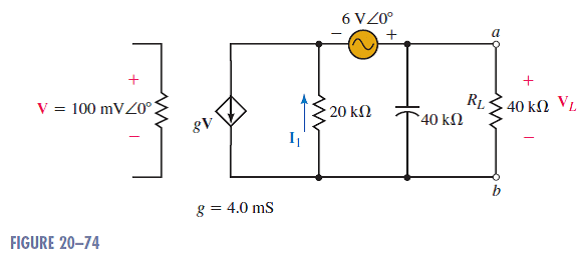 If the magnitude of the applied voltage V is increased to