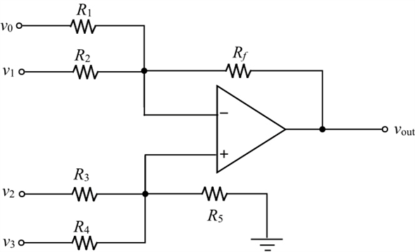 Solved: IIII MultiSim In the summing circuit of Fig. 20-22