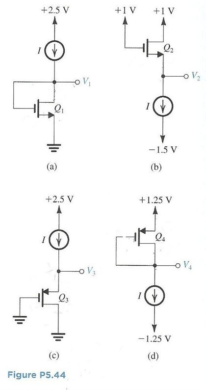Question 5.44 Below Is From Microelectronic Circui
