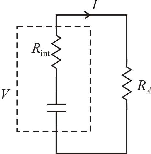 Solved: A new mechanic foolishly connects an ammeter with