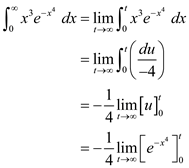 Solved: Determine whether each integral is convergent or