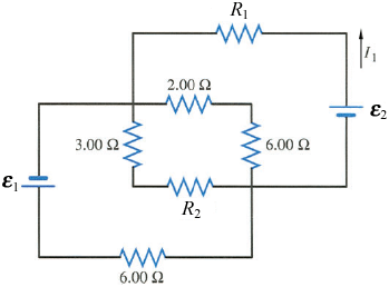 Solved: For The Circuit Shown Below, Find The Current I1