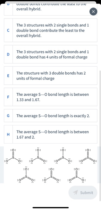 Sulfur Trioxide Resonance Structures : sulfur, trioxide, resonance, structures, Solved:, Question, Unanswered, Consider, Sulfur, Tr..., Chegg.com