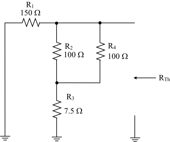 Solved: Calculate the maximum possible load power for the