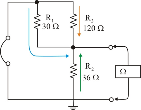 Solved: Calculate the Thevenin resistance for the circuit