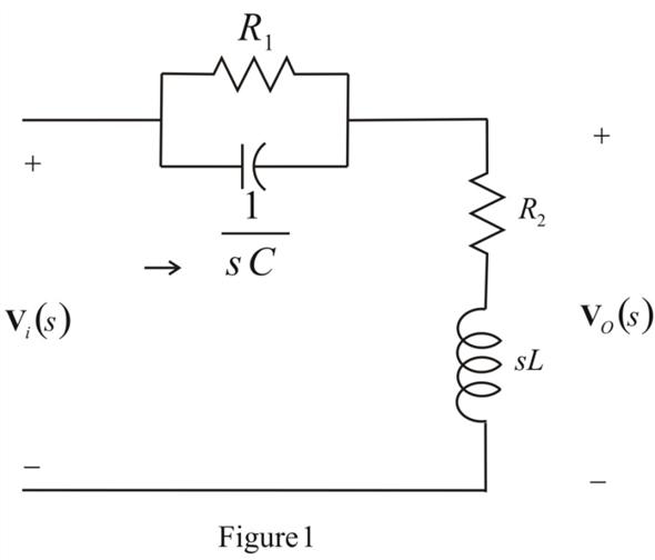 Solved: Determine the voltage transfer function Vo(s)/Vi(s