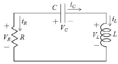 Solved: Find The Series RLC Circuit Shown Below, Determine