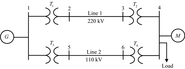 Solved: Figure 3.32 shows the oneline diagram of a three