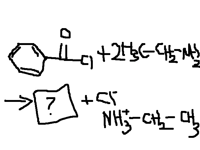 Solved: Draw The Remaining Product Of The Following