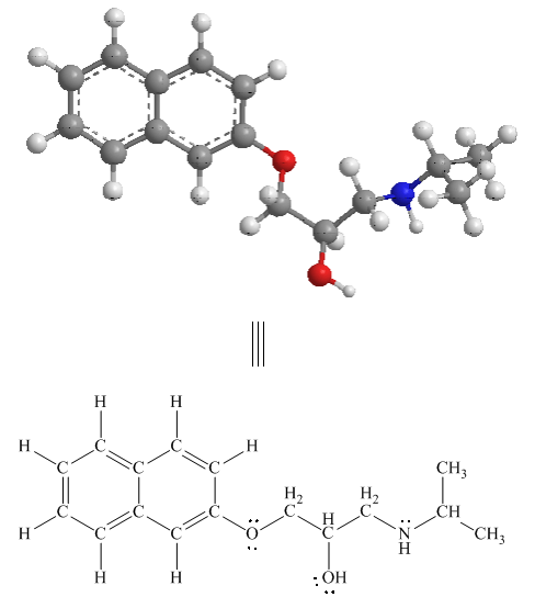 Solved: Propranolol is an antihypertensive agent-that is
