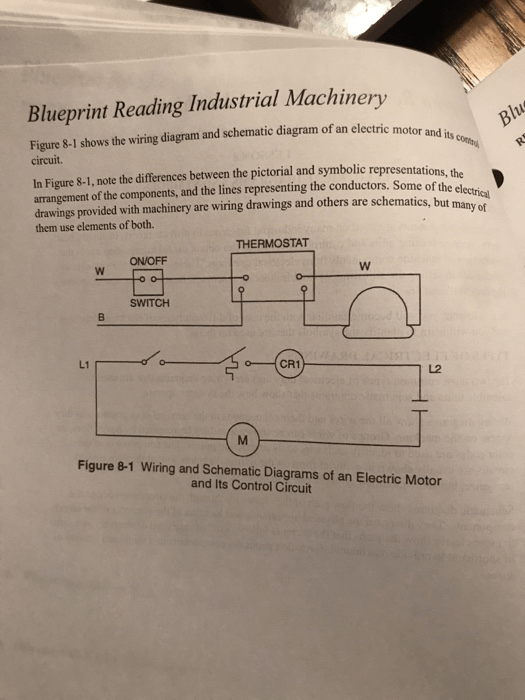 solved blueprint reading industrial machinery section iv