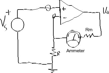 The Circuit Is A DC Millivoltmeter Constructed Wit