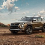 All New Chevrolet Trailblazer Suv Brings Style Safety And Functionality Starting Under 20 0001
