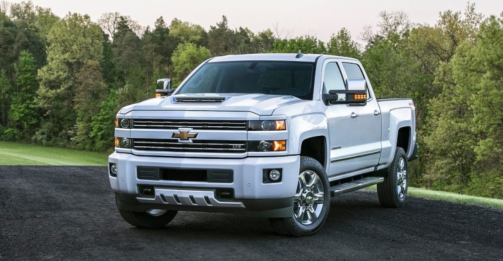 medium resolution of the 2017 chevrolet silverado hd features an all new patented air intake system