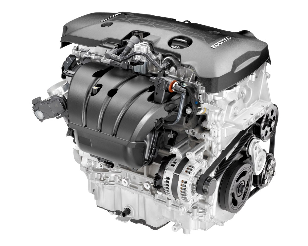 medium resolution of impala s 2 5l engine delivers quiet power fuel efficiency 2 5 ecotec engine diagram