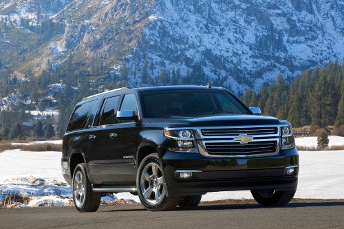small resolution of 2015 chevrolet suburban specifications