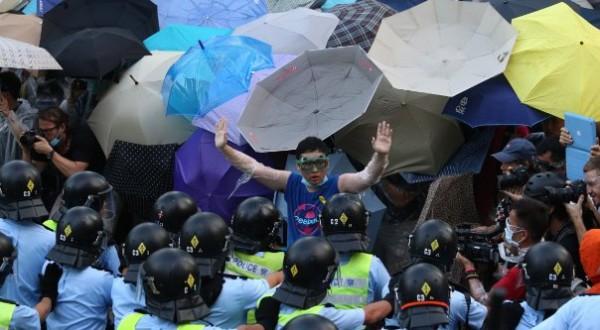 資產階級泛民從沒想過,也不希望,雨傘革命會發生