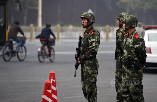 中共對民眾的鎮壓力量日益加強