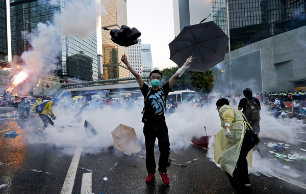 Chinaworkerinfo  Hong Kong politics transformed by Umbrella Revolution