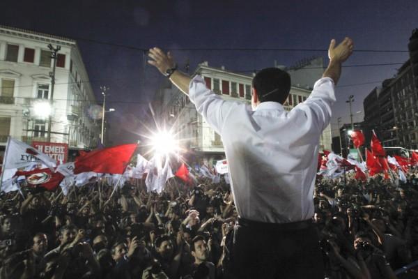 激進左翼聯盟的得票比新民主黨和泛希臘社會主義運動(社會民主派)加起來還要多。