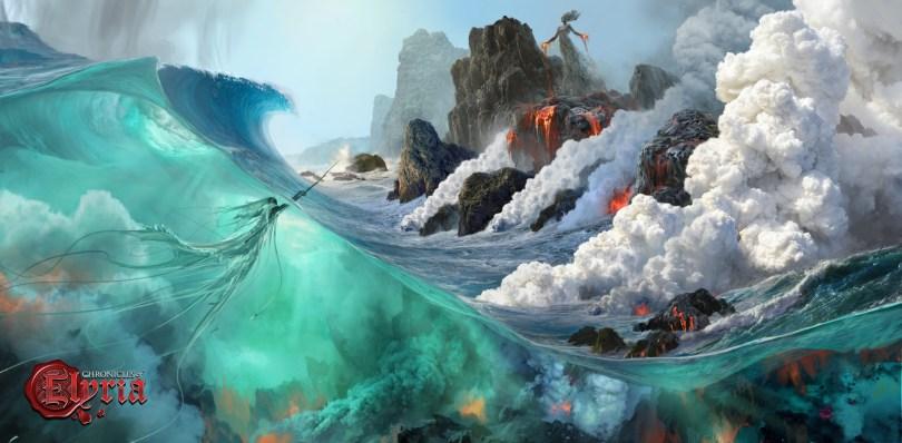Terra y Océano