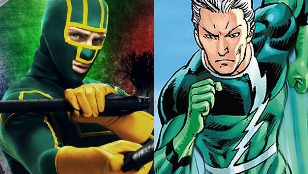 Aaron Taylor - Johnson | Quicksilver | The Avengers 2
