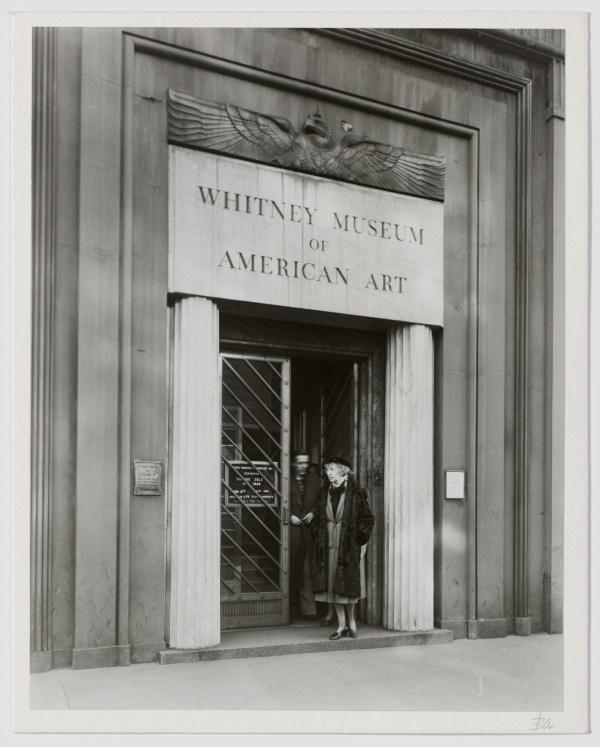 Clark Art - Untitled Whitney Museum Of American