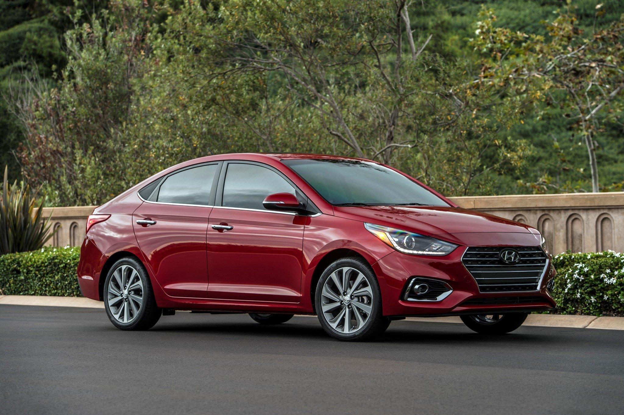 2014 hyundai accent gls fwd sedan. Hyundai's 2018 Accent enters its fifth generation