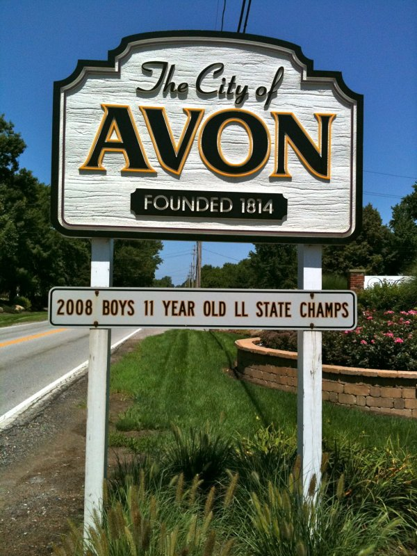 Avon Ranks High ' Cities Young Families In