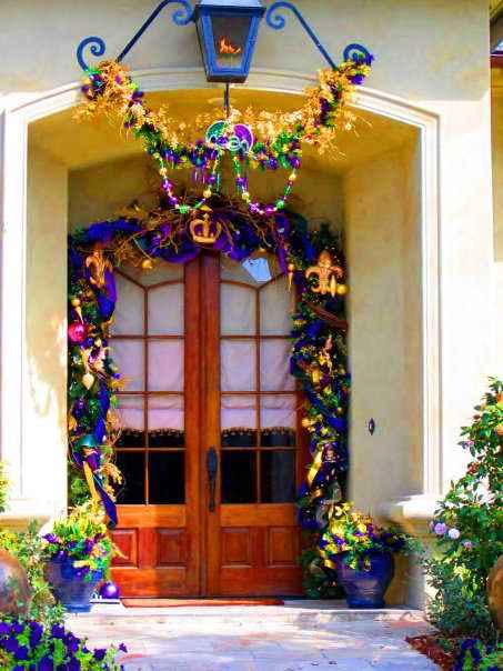 Delightful Mardi Gras Decoration Ideas House House Interior