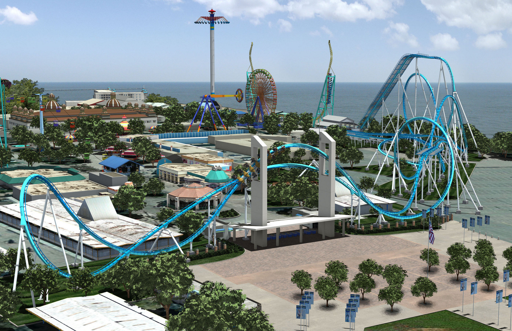 The Top Ten Rivalries Within Theme Parks | Coasterblog