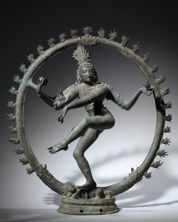 South Indian Shiva Nataraja Lord of the Dance