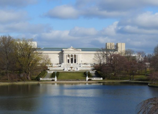 Cleveland Museum Of Art Close Sunday
