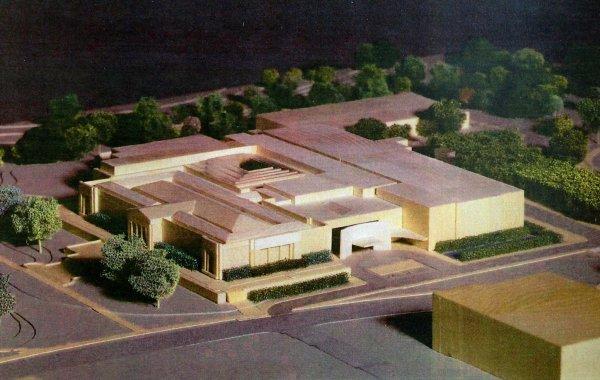 Cleveland Museum Of Art Director Robert Bergman Set