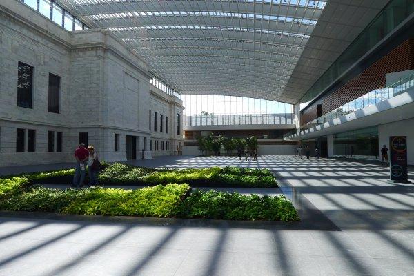 Cleveland Museum Of Art Atrium Named