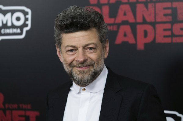 'war Planet Of Apes' Give Andy Serkis